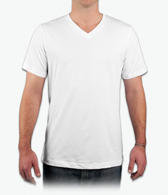 Get a quote short sleeve shirts for Large v neck t shirts