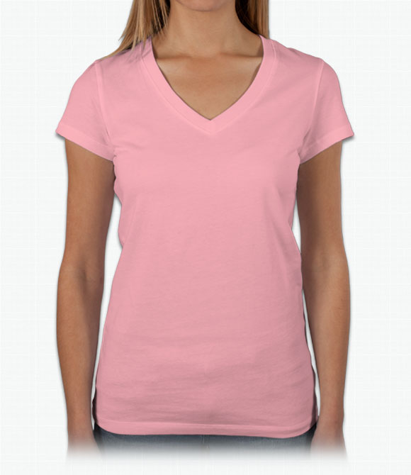 Bella Ladies V-Neck