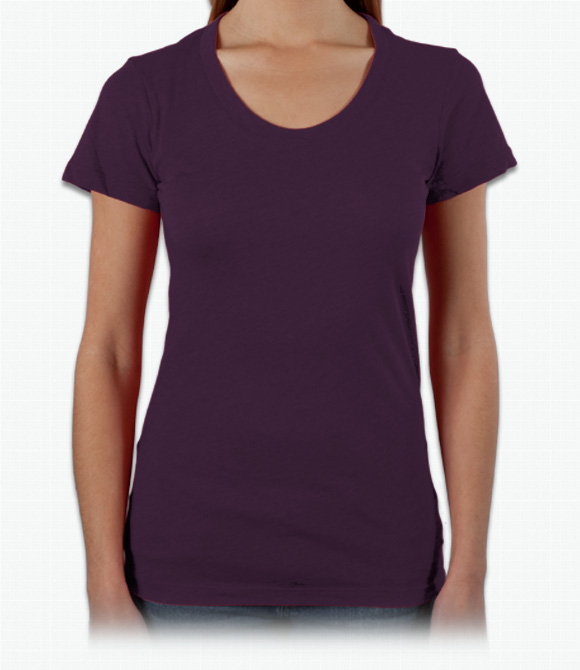 Bella Ladies 3.4 oz. Triblend T-Shirt