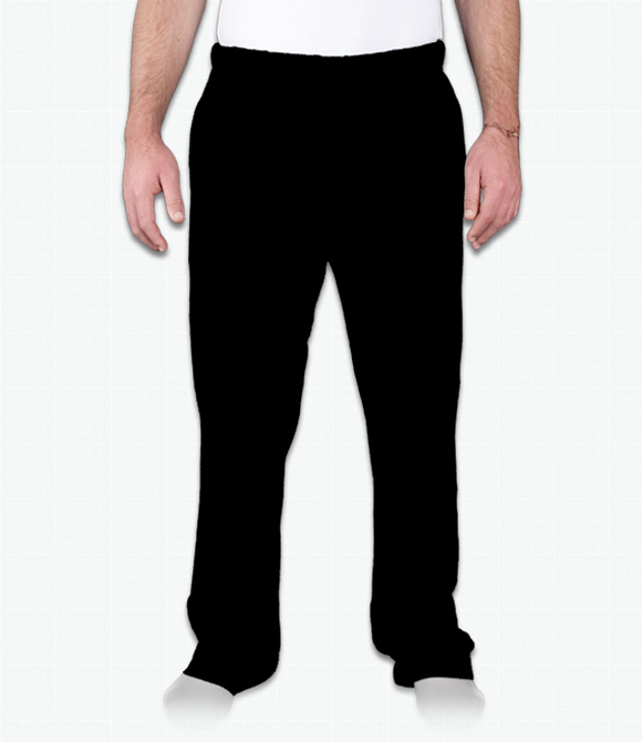 Canvas Mens 7.5 oz. Fleece Pant