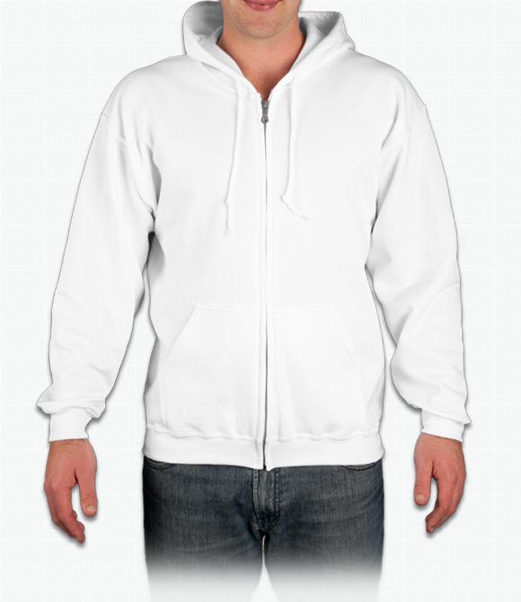 Gildan 9.3 oz. DryBlend 50/50 Full-Zip Hood