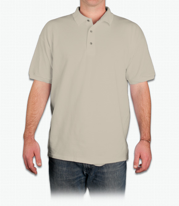 Gildan 6.5 oz. Ultra Cotton Pique Polo