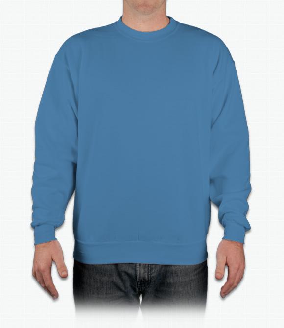 Hanes 7.8 oz. ComfortBlend EcoSmart 50/50 Fleece Crew