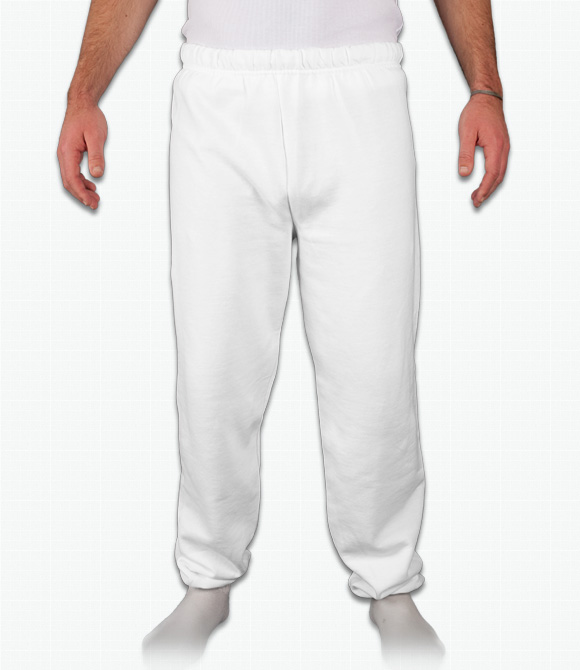 Jerzees 8 oz. NuBlend 50/50 Sweatpants