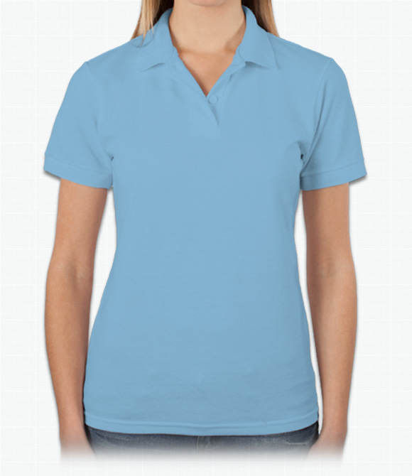 Gildan Ladies 6.5 oz. Ultra Cotton Pique Polo