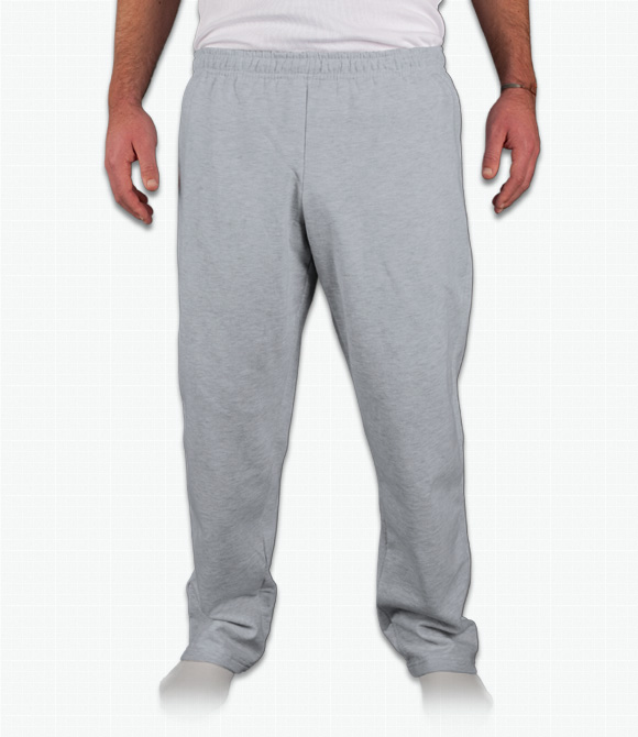 Gildan 50/50 Open Bottom Sweatpants