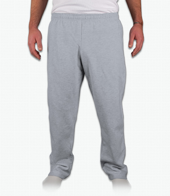 Gildan Lightweight Open Bottom Sweatpants