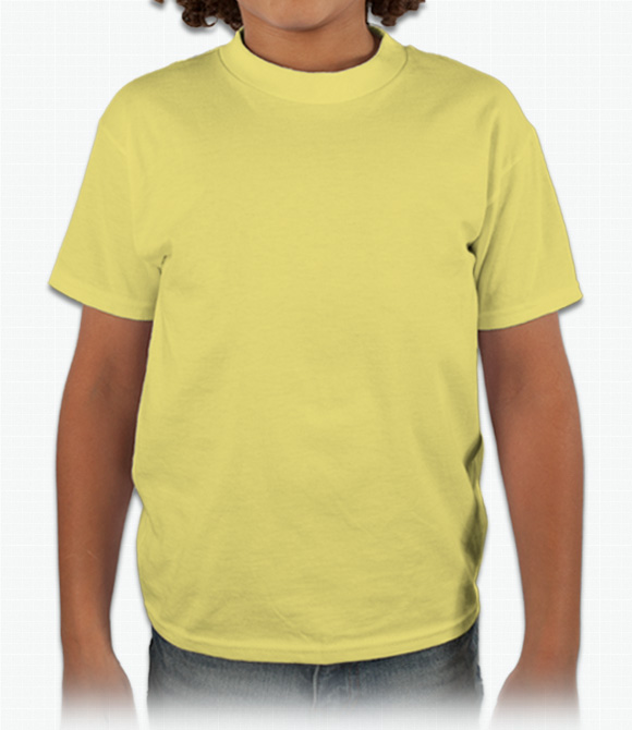 Hanes Youth Beefy T