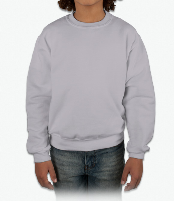Jerzees Youth Crewneck Sweatshirt