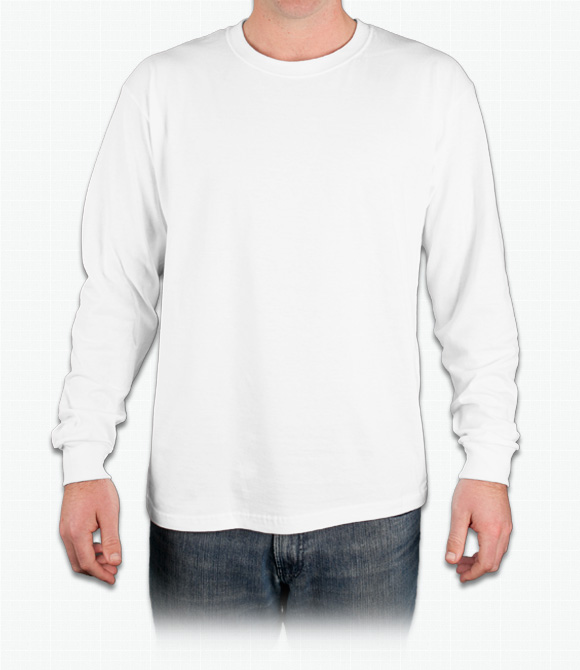 Jerzees 50/50 Long Sleeve T-Shirt