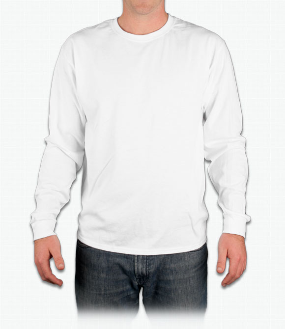 Champion Tagless Long Sleeve T-Shirt