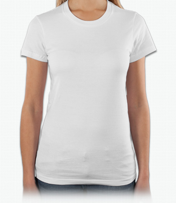 American Apparel Girly Jersey T-Shirt