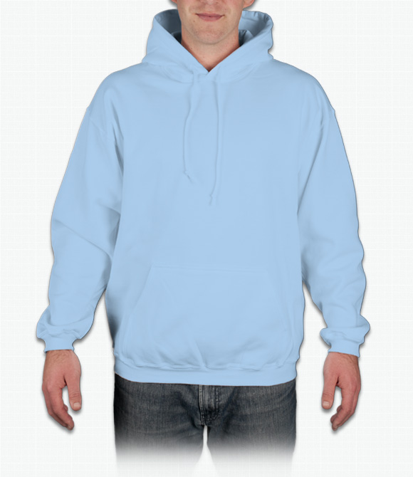 Gildan 50/50 Hooded Sweatshirt